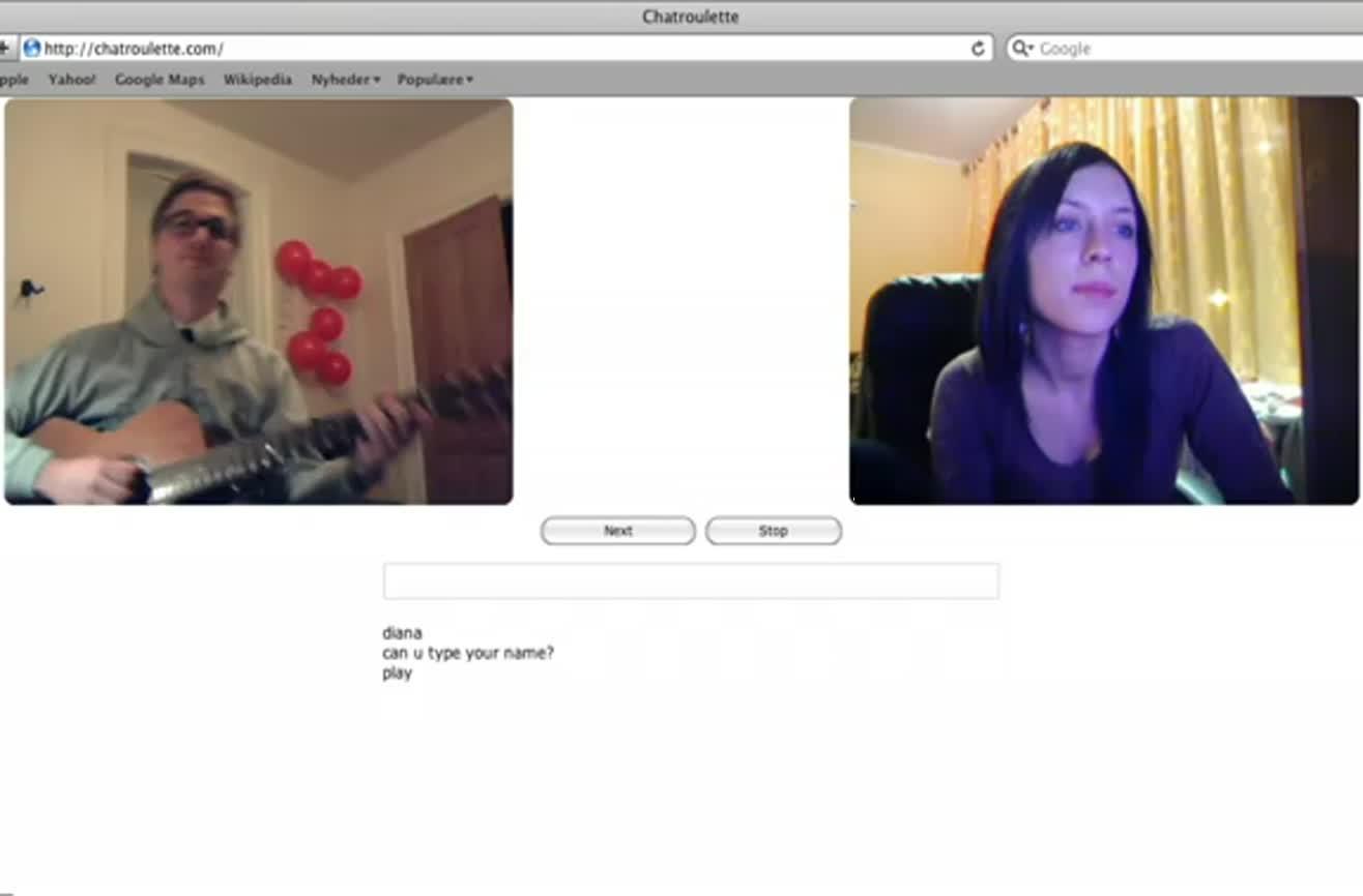 общение с девчонками по вебке людей возбуждает внешний