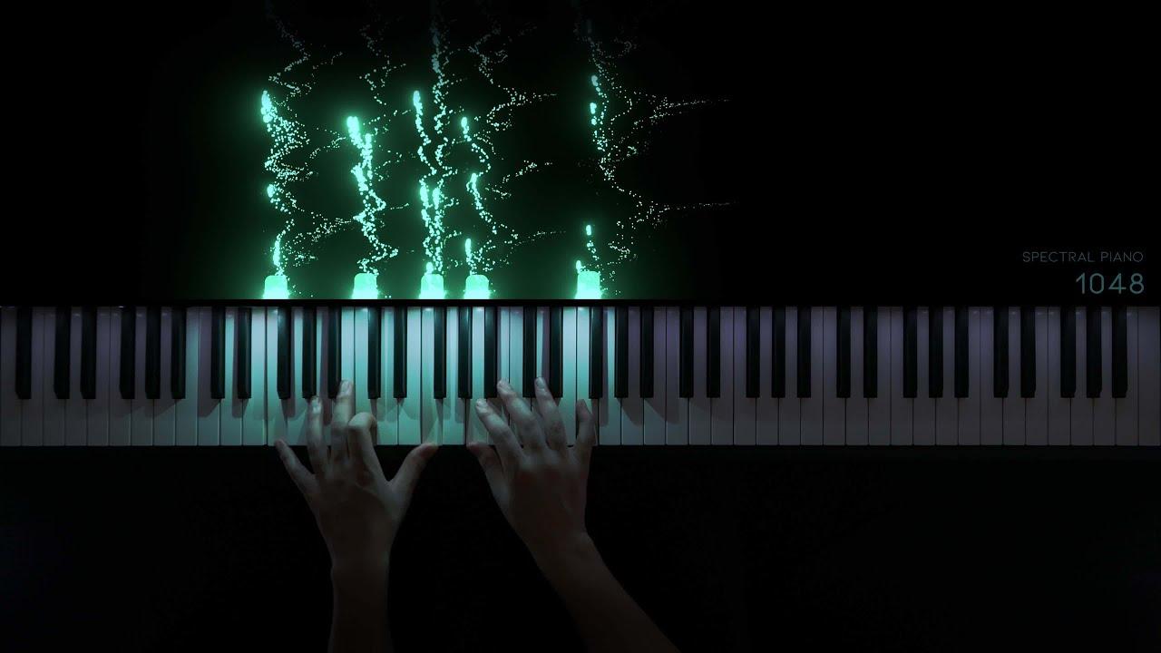Ever wonder what music looks like?