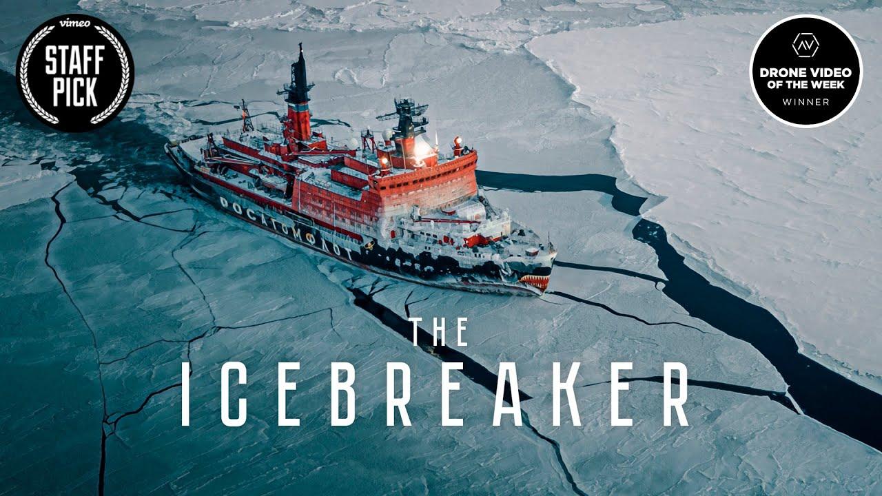 Incredible nuclear ice breaker