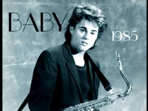 Imagine 'Baby' by Justin Bieber as an '80s song